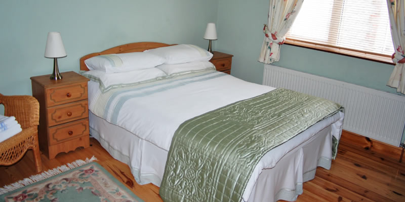 Lacken Lodge Bedroom